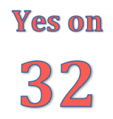 Yes on 32